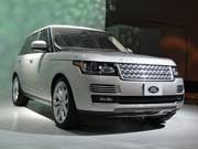 2013 Land Rover Range Rover [w/ video]
