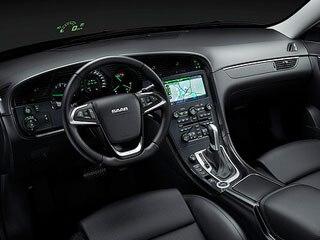 2011 Saab 9-5 Review: Typical Swedutchamerican Sedan 1