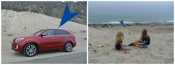 Coastal California in the 2014 Kia Sorento 22