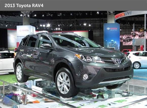 First Pics: New 2014 Models from the 2012 LA Auto Show 12