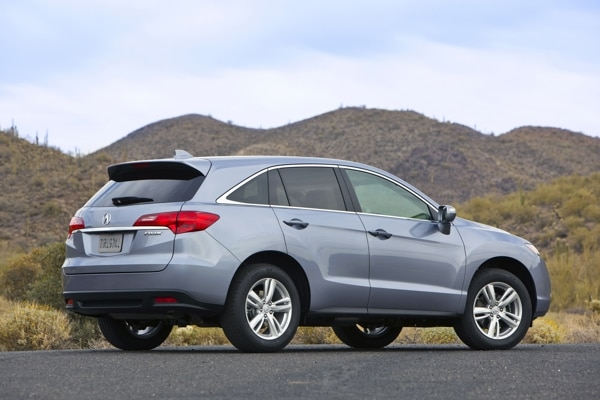 2013 acura rdx first review all new and much improved kelley blue book. Black Bedroom Furniture Sets. Home Design Ideas
