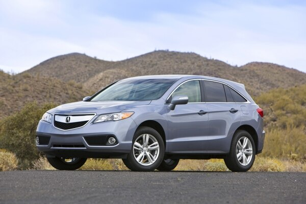 Rdx 2013 Review 2013 Acura Rdx First