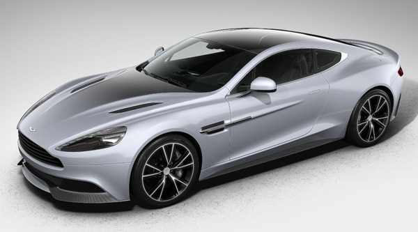 2013 Aston Martin Vanquish Centenary Edition Unveiled Kelley Blue Book