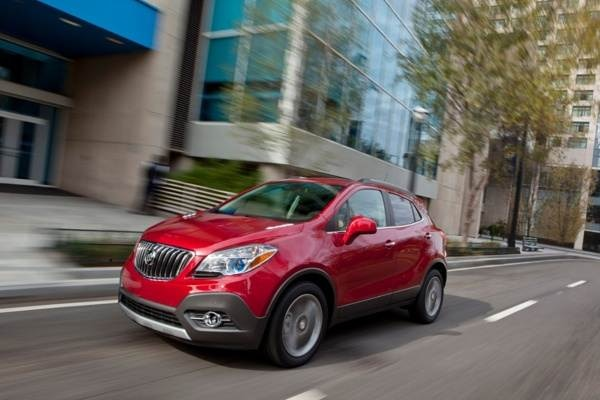 2013 buick encore first drive review kelley blue book