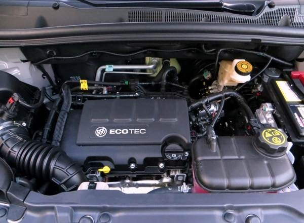 2013 Buick Encore first drive review - Kelley Blue Book
