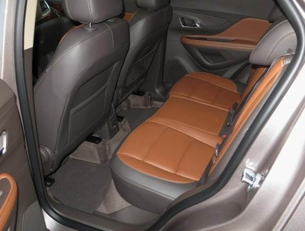 2012 Buick Enclave For Sale >> 2013 Buick Encore first drive review - Kelley Blue Book