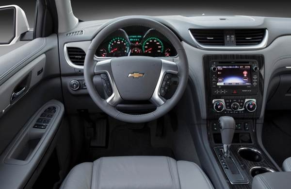 2013 Chevrolet Traverse first drive - Kelley Blue Book
