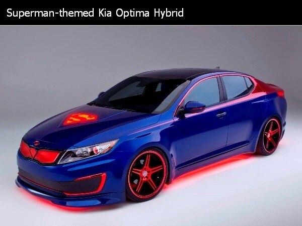 superman-themed-kia-optima-hybrid---2013-chicago-auto-show-600-001