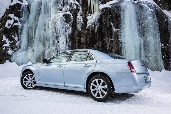 2013 Chrysler 300 Glacier Edition Unveiled Kelley Blue Book