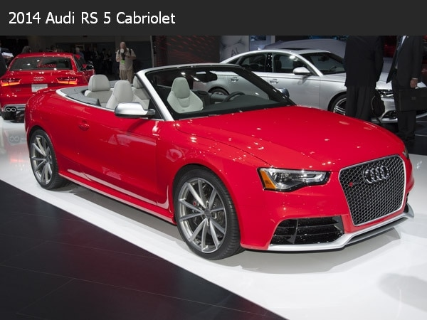 2013 Detroit Auto Show: The New Cars 15