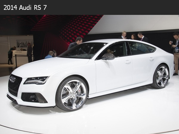 2013 Detroit Auto Show: The New Cars 11