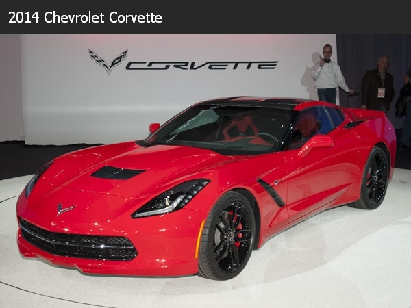 2013 Detroit Auto Show: The New Cars