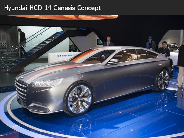 2013 Detroit Auto Show: The New Cars 3