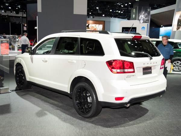 Revealed 2013 Dodge Blacktop Edition Lineup Grows