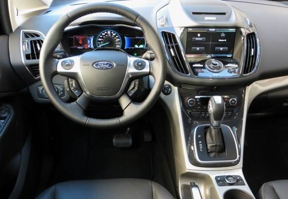 C Max Energi >> 2013 Ford C-Max Energi first drive - Kelley Blue Book