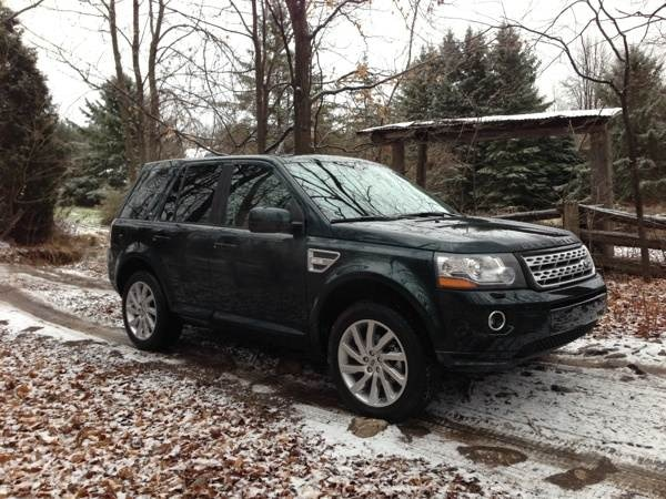 first review: 2013 land rover lr2 | kelley blue book
