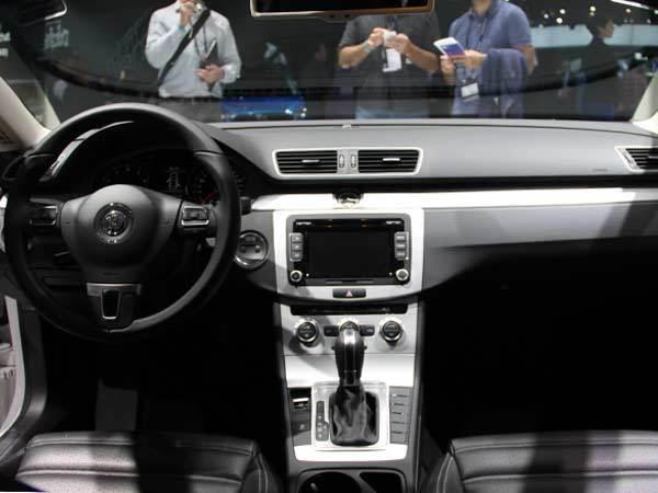 Revealed: 2013 Volkswagen CC R-line - LA 2012 - Kelley ...