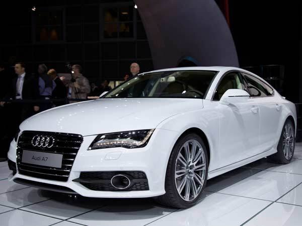 Audi A6 2014 Models Images & Pictures - Becuo