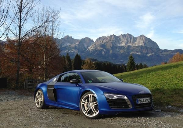 2014 Audi R8 First Review: To Know It Is To Want It