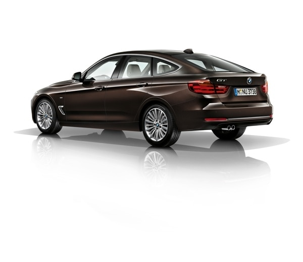 Revealed: 2014 BMW 3 Series Gran Turismo