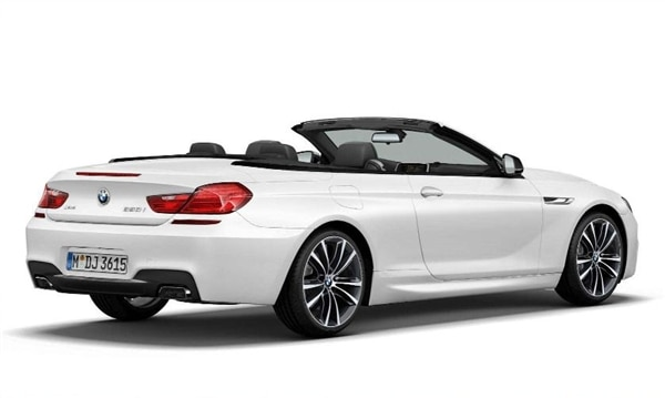 2014 Bmw 6 Series And M6 Changes Confirmed Kelley Blue Book