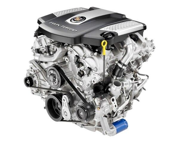 2014-cadillac-lf3-v6-twin-turbo-front-3-4-600-001
