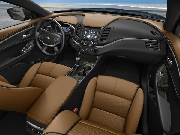 Used 2014 Chevy Impala >> 2014 Chevrolet Impala First Review Getting Back In The Game