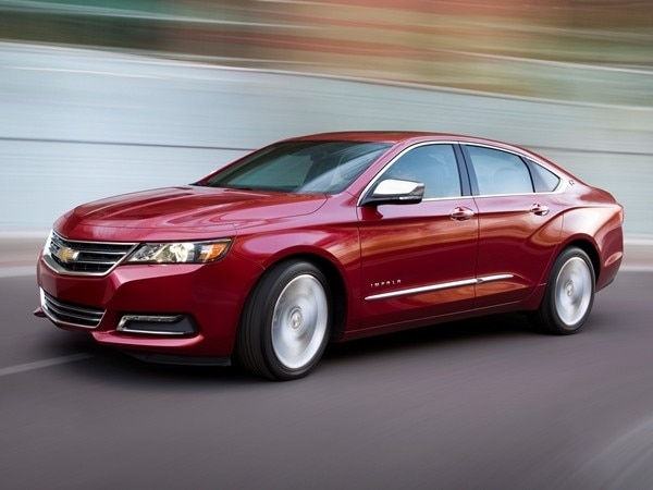 2014 chevrolet impala first review getting back in the game kelley blue book. Black Bedroom Furniture Sets. Home Design Ideas