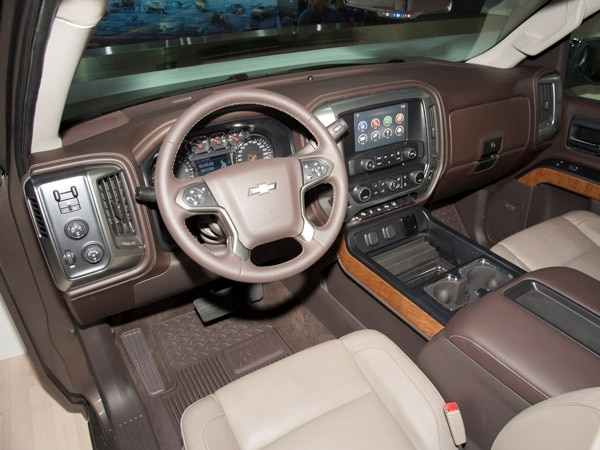 Revealed: 2014 Chevrolet Silverado 1500 - Detroit 2013 ...