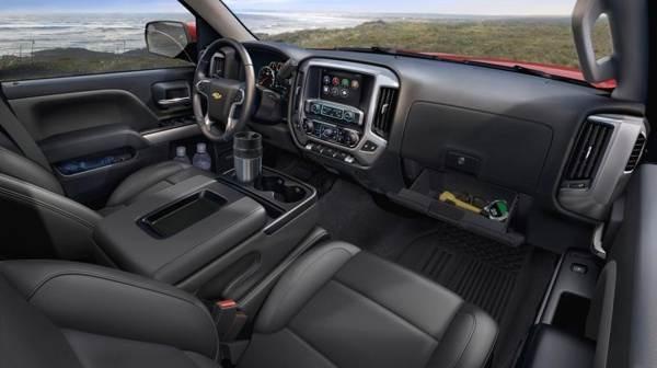 Revealed: 2014 Chevrolet Silverado 1500 - Detroit 2013