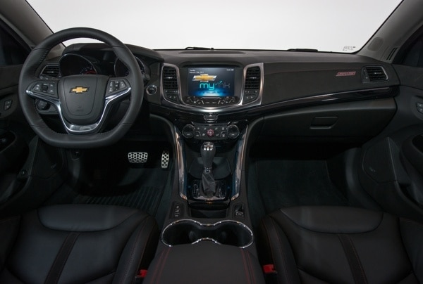 2014 Chevrolet Ss Unveiled Kelley Blue Book