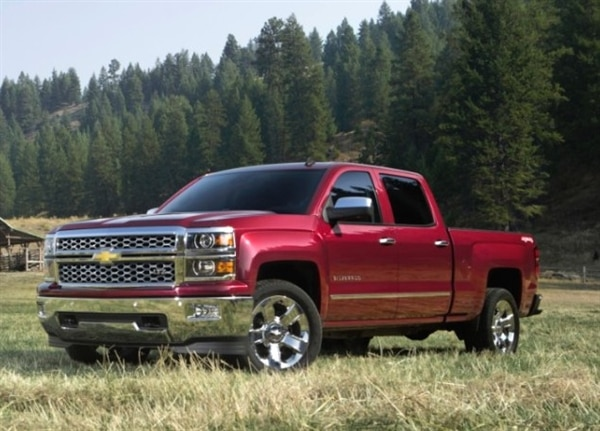 2014 Chevy Colorado Prices