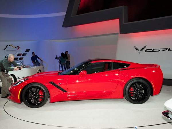 Top 10 Reasons to Love the 2014 Chevrolet Corvette 2