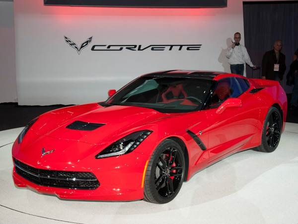 Top 10 Reasons to Love the 2014 Chevrolet Corvette