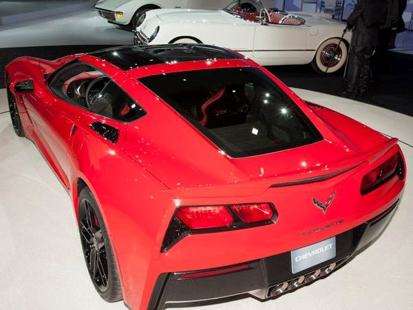 Top 10 Reasons to Love the 2014 Chevrolet Corvette 6