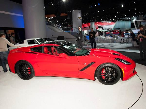 Top 10 Reasons to Love the 2014 Chevrolet Corvette 3