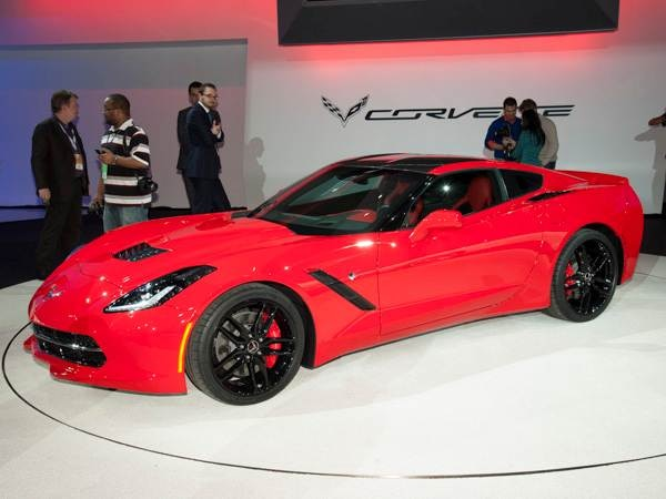 Top 10 Reasons to Love the 2014 Chevrolet Corvette 1