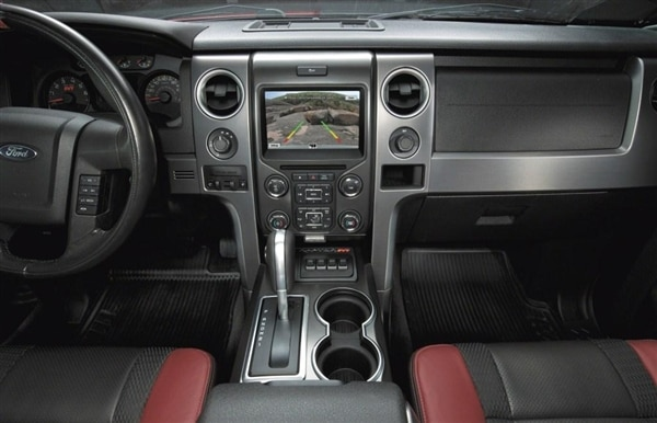 Ford Raptor 2014 Interior