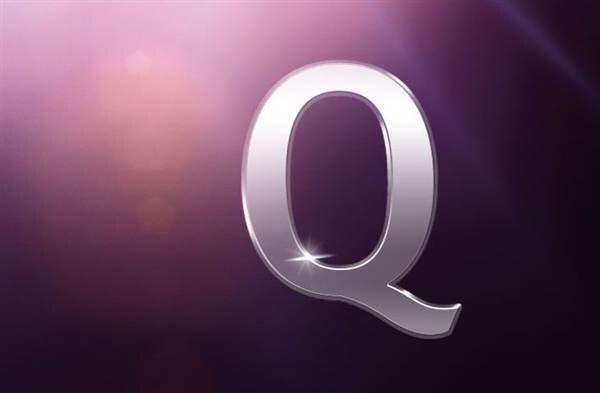 2014 Infiniti Q5...Q Logo 3d