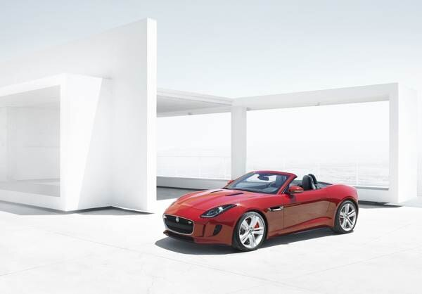 2014 Jaguar F-Type - LA 2012 4