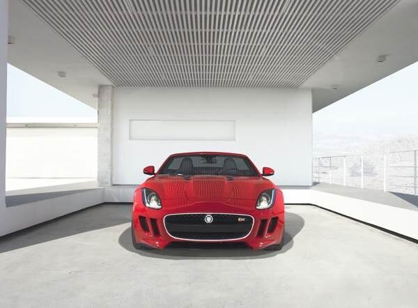 2014 Jaguar F-Type - LA 2012 6