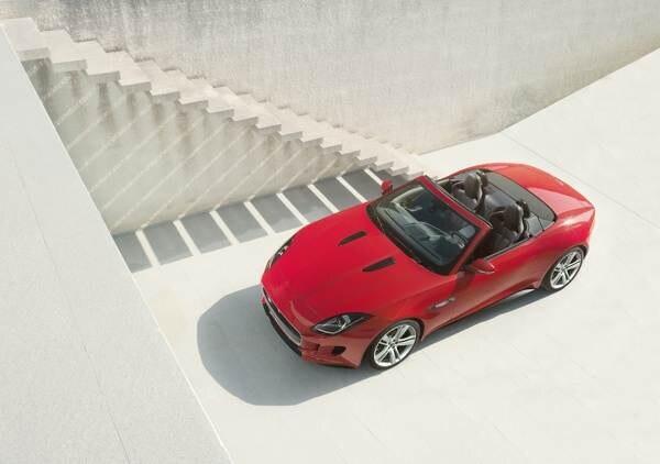 2014 Jaguar F-Type - LA 2012 8