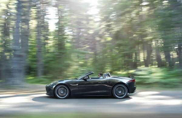 2014 Jaguar F-Type - LA 2012 13