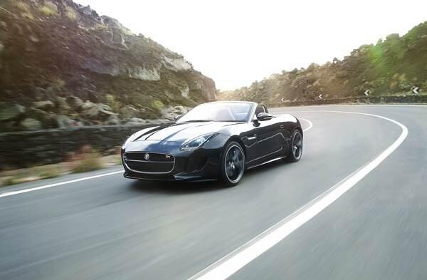 2014 Jaguar F-Type - LA 2012 15