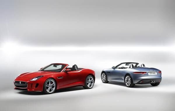 2014 Jaguar F-Type - LA 2012 23