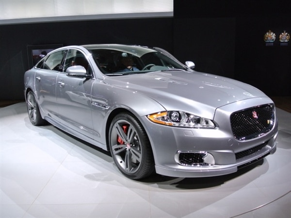 Beautiful The 2014 Jaguar XJR Will Arrive In U.S. Dealerships Later This Year. The  Standard Wheelbase Model Will Start At $116,895 While The Long Wheelbase  XJR Will ...