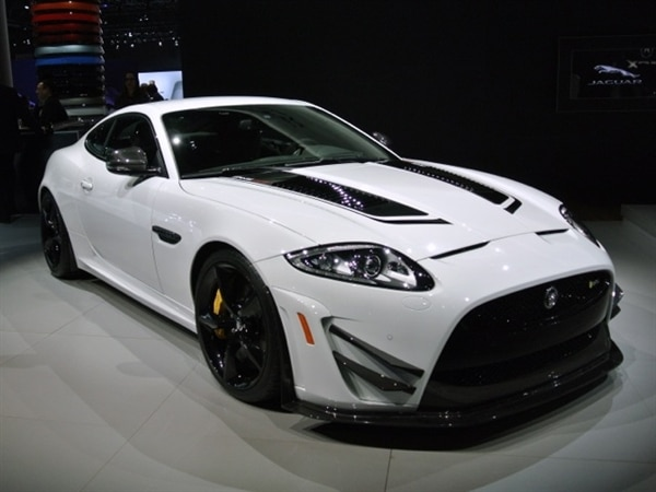 Billed By Its Creators As The Most Focused R Model Company Has Ever Built 2017 Jaguar Xkr S Gt Makes World Debut In New York