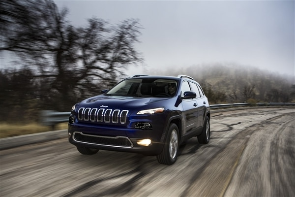 Revealed: 2014 Jeep Cherokee - New York 2013 64