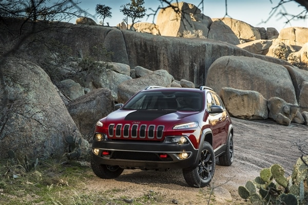 Revealed: 2014 Jeep Cherokee - New York 2013 38