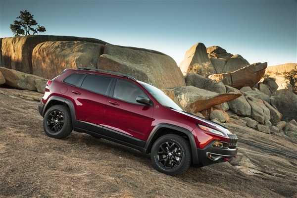 Revealed: 2014 Jeep Cherokee - New York 2013 41